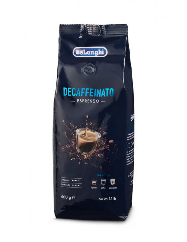 CAFFÈ DECAFFEINATO IN GRANI 500 GR